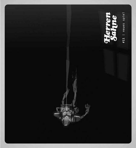 Herrensahne 11: Neues Spiel - Das Cover