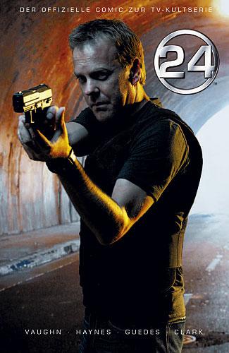 24 - Das Cover