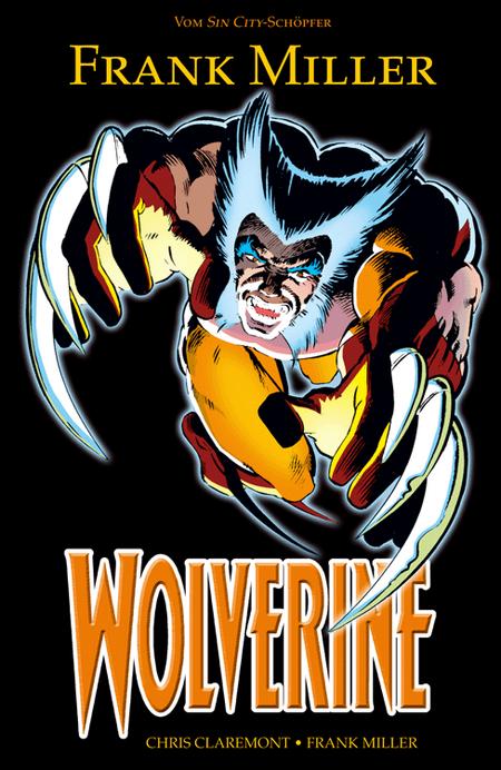 Wolverine: Frank Miller - Das Cover