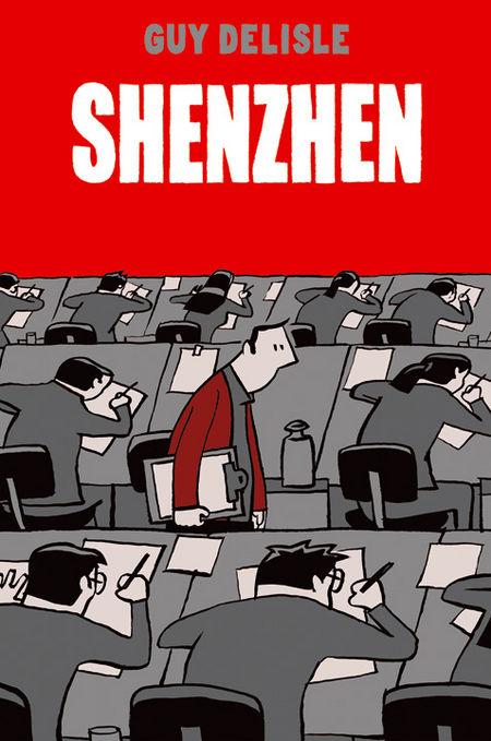 Shenzhen - Das Cover