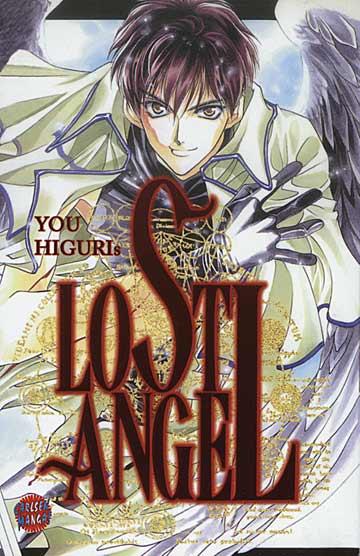 You Higuris Lost Angel - Das Cover