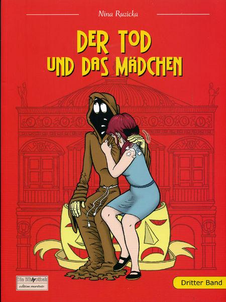 Der Tod und das Mädchen 3 - Das Cover
