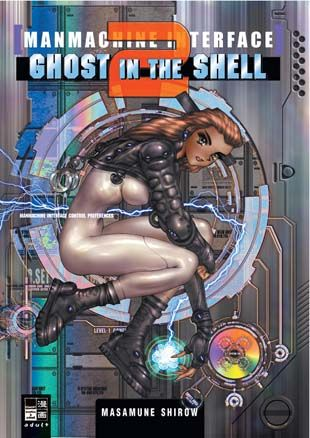 Ghost in the Shell 1 - Das Cover
