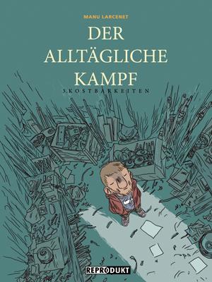 Der alltägliche Kampf 3: Kostbarkeiten - Das Cover