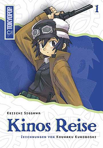 Kinos Reise 1 - Das Cover