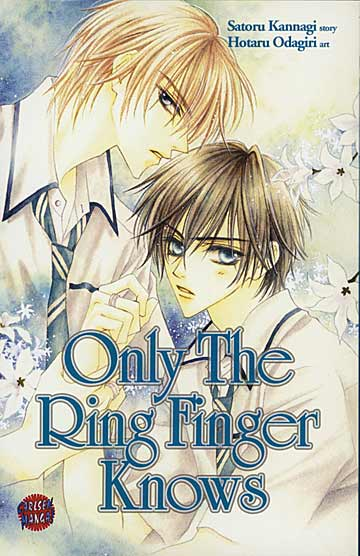 Only the Ringfinger Knows - Das Cover