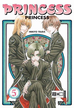 Princess Princess 5 - Das Cover