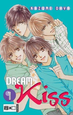 Dream Kiss 1 - Das Cover