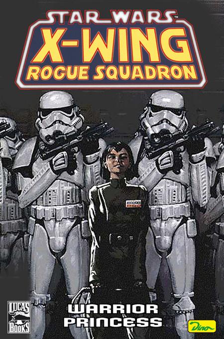 Star Wars Sonderband 34: X-Wing Rogue Squadron: Die Thronerbin - Das Cover