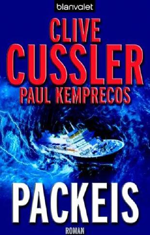 Packeis - Das Cover