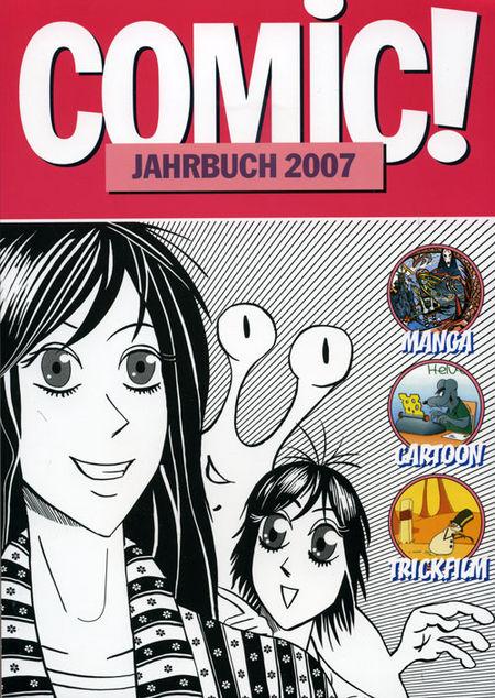 Comic! Jahrbuch 2007 - Das Cover