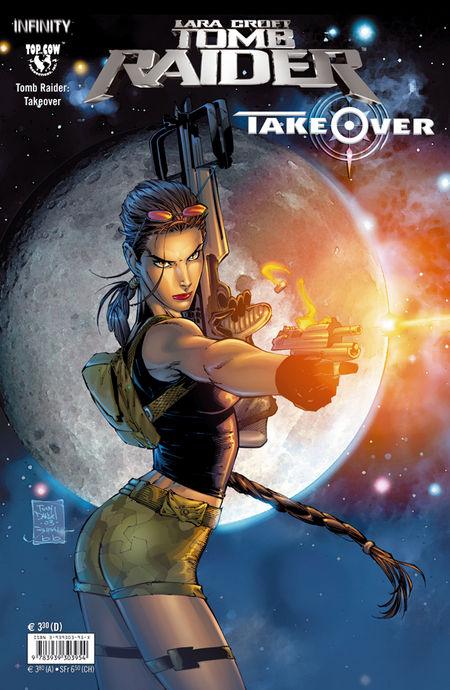 Tomb Raider: Takeover - Das Cover