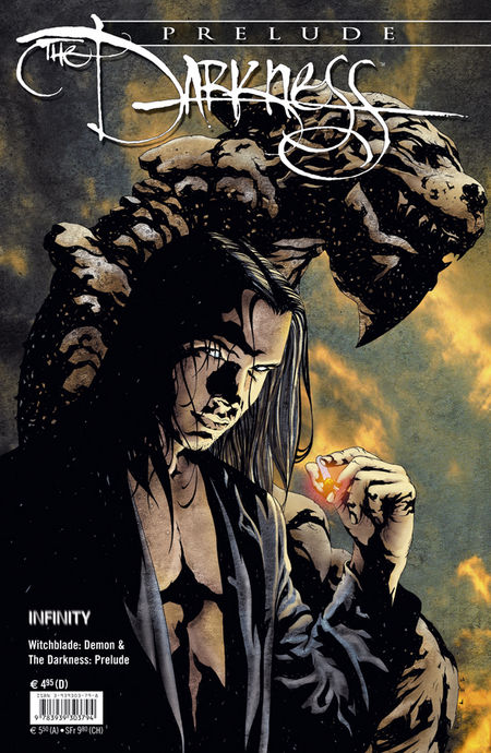 Witchblade: Demon & The Darkness: Prelude - Das Cover