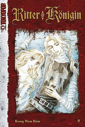 Ritter der Königin 9 - Das Cover