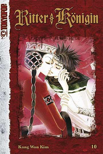Ritter der Königin 10 - Das Cover