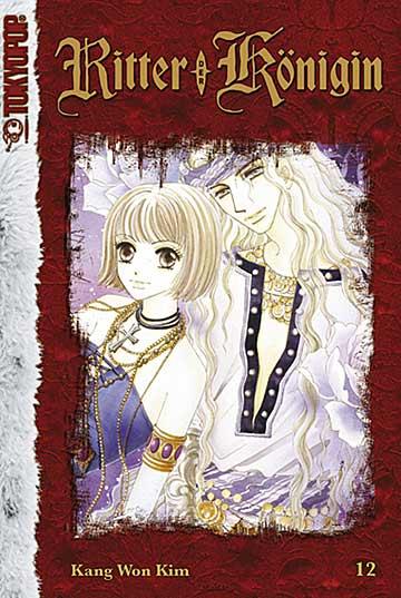 Ritter der Königin 12 - Das Cover