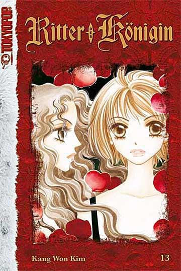 Ritter der Königin 13 - Das Cover