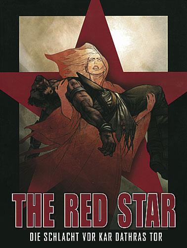 The Red Star 1: Die Schlacht vor Kar Dathras Tor - Das Cover