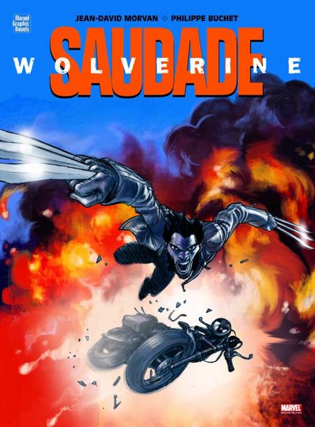 Marvel Graphic Novels 10: Wolverine - Saudade - Das Cover