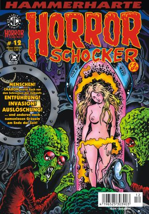 Horrorschocker 12 - Das Cover