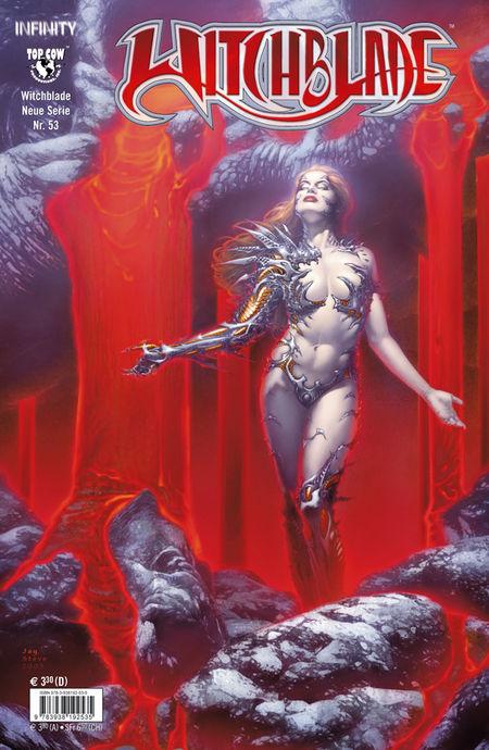 Witchblade Neue Serie 53 - Das Cover
