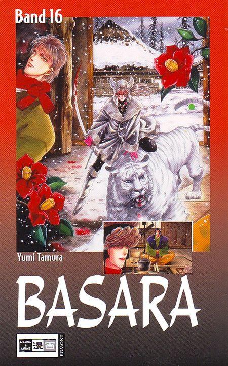 Basara 16 - Das Cover