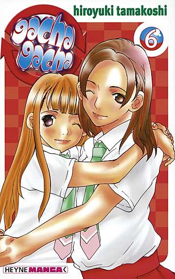 Gacha Gacha 6 - Das Cover