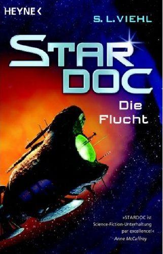 Stardoc: Die Flucht - Das Cover