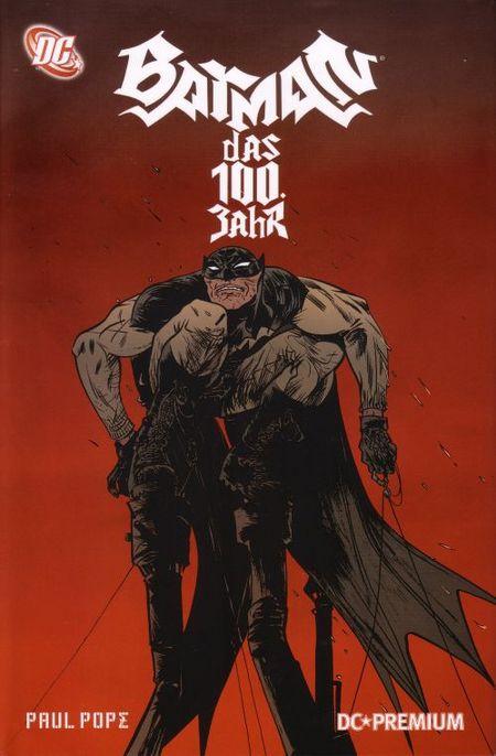 Batman - Das 100. Jahr - Das Cover