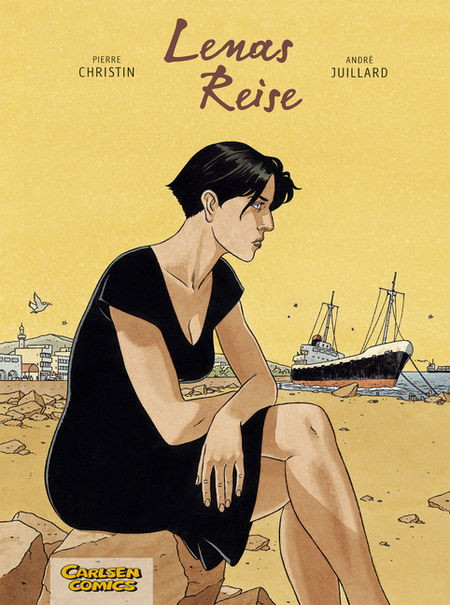 Lenas Reise - Das Cover