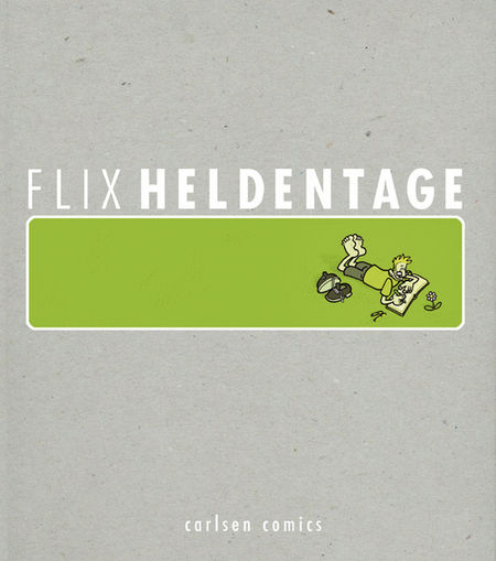 heldentage - Das Cover