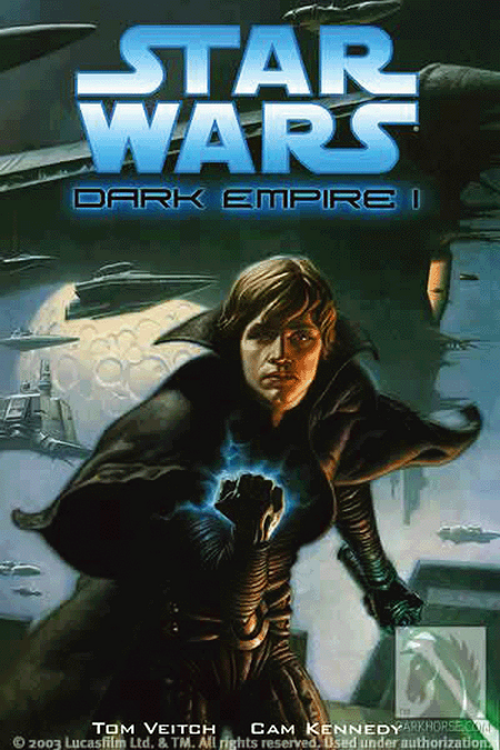 Star Wars Essentials 1: Das dunkle Imperium I - Das Cover