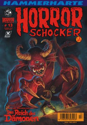 Horrorschocker 13 - Das Cover