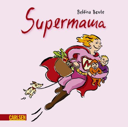 Supermama - Das Cover