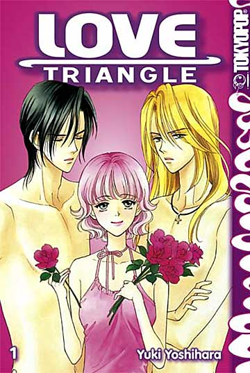 Love Triangle 1 - Das Cover
