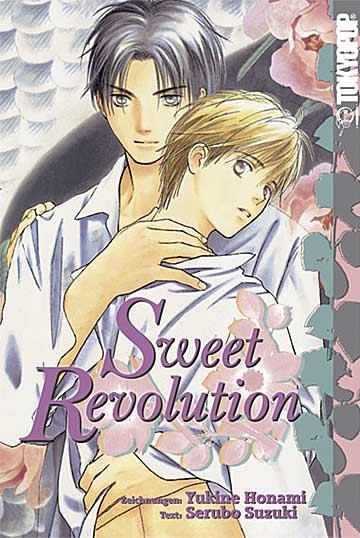 Sweet Revolution - Das Cover