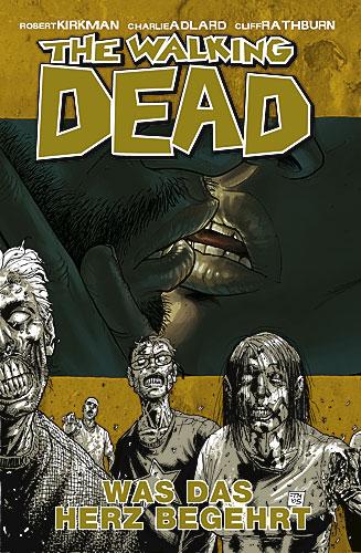 The Walking Dead 4: Was das Herz begehrt - Das Cover
