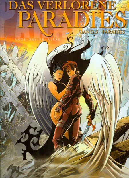 Das Verlorene Paradies 3: Paradies - Das Cover