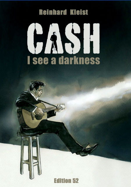 Cash: I See A Darkness – Luxusedition - Das Cover