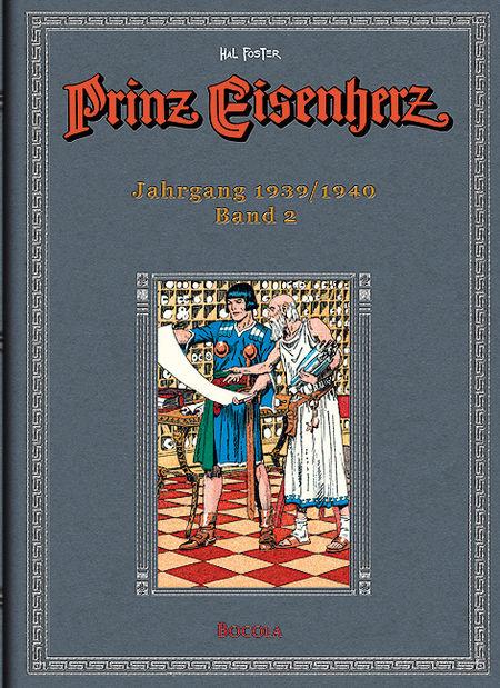 Prinz Eisenherz 2 - Jahrgang 1939/1940 - Das Cover