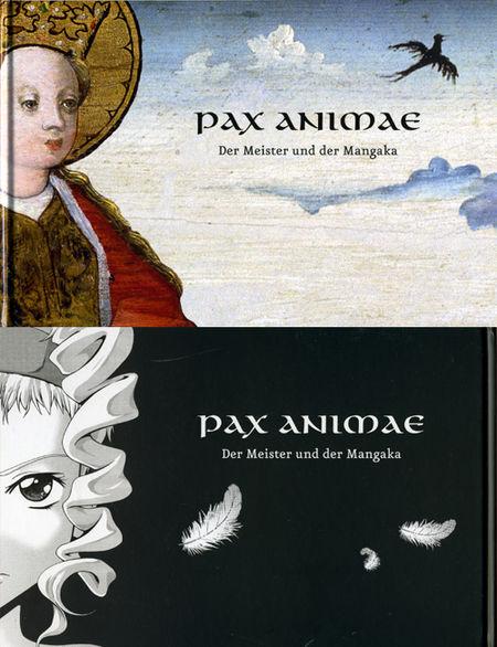 Pax Animae – Der Meister und der Mangaka - Das Cover