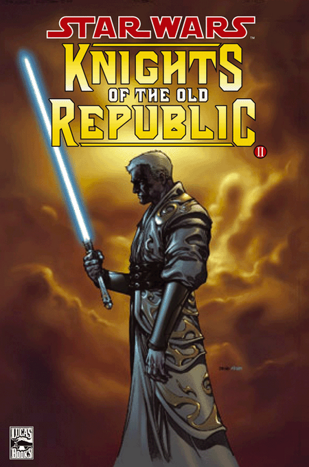 Star Wars Sonderband 37: Knights Of The Old Republic II - Stunde der Wahrheit - Das Cover