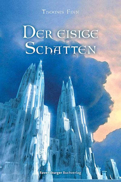 Der eisige Schatten - Das Cover