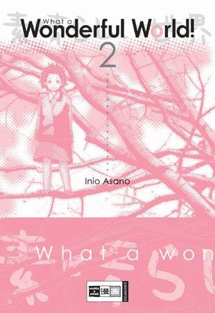 What a wonderful world! 2 - Das Cover