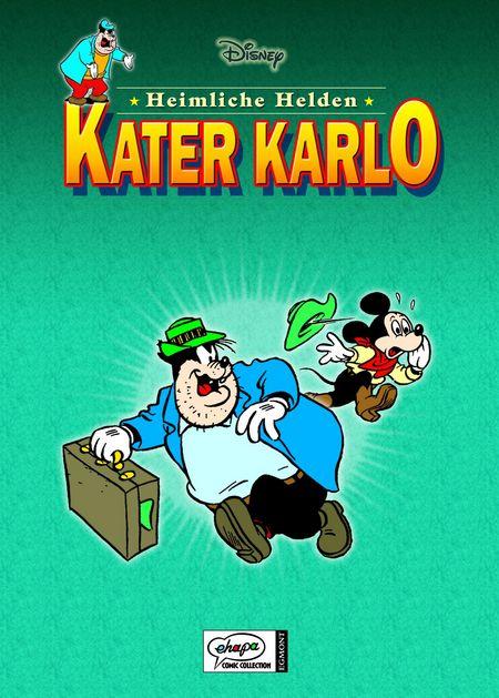 Heimliche Helden 6: Kater Karlo - Das Cover