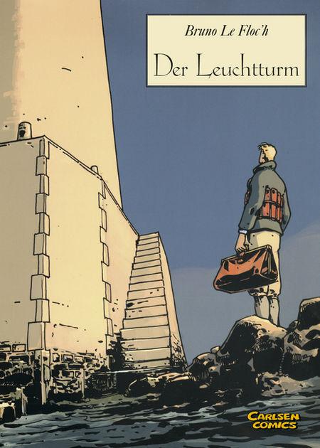 Der Leuchtturm - Das Cover