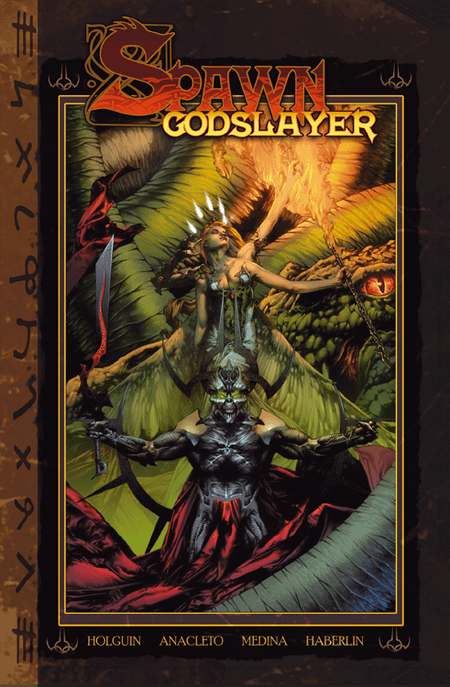 Spawn: Godslayer - Das Cover