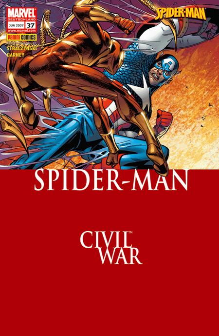 Spider-Man 37 - Das Cover