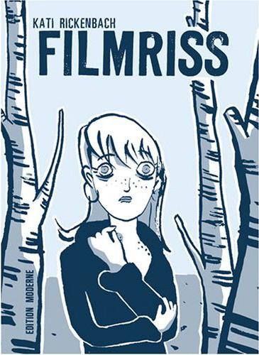 Filmriss - Das Cover