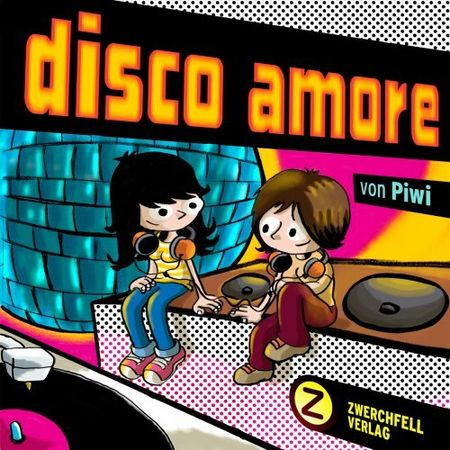 Disco Amore - Das Cover